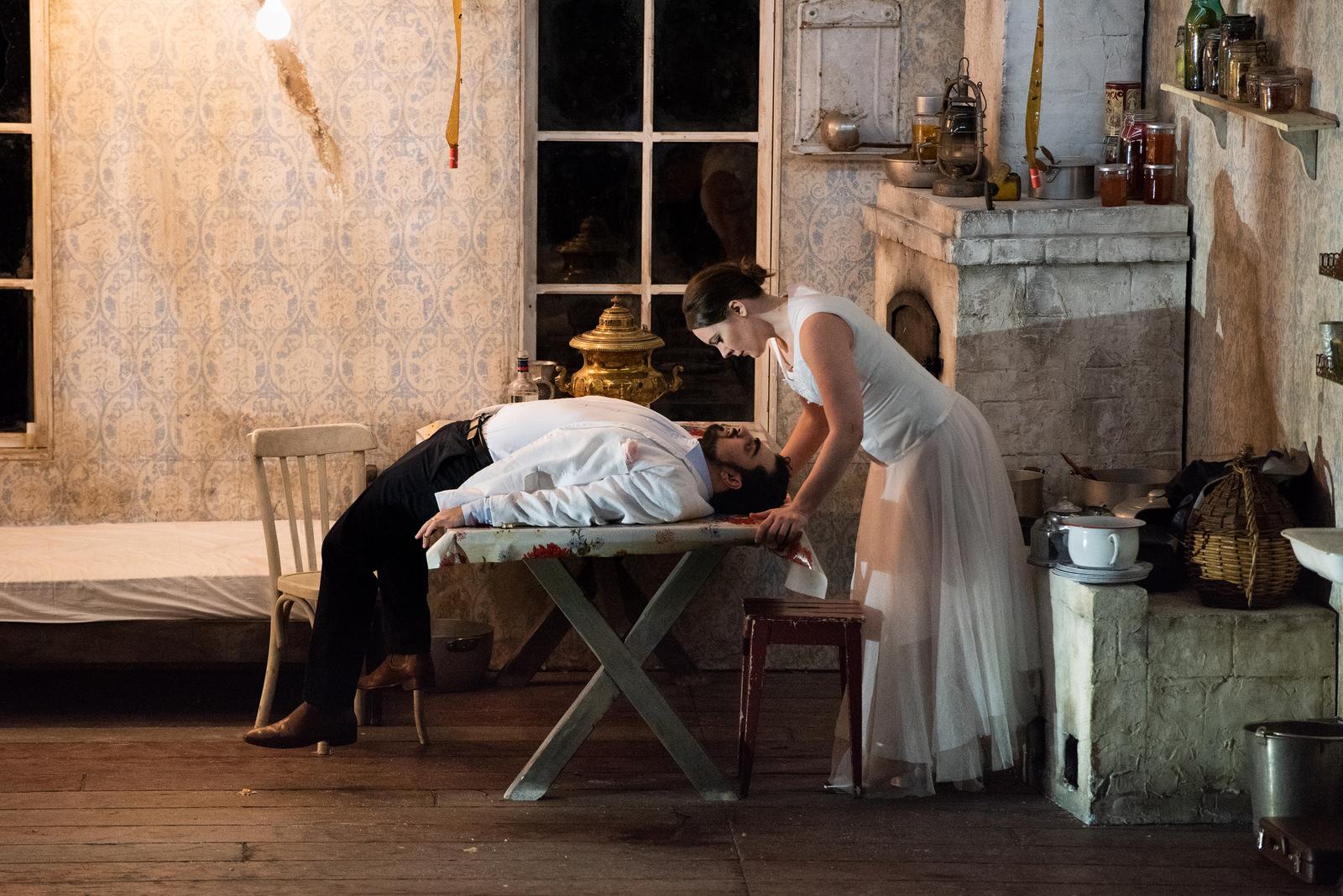 L'Enchanteresse, de Tchaïkovski – Mise en scène Andriy Zholdak © Stofleth