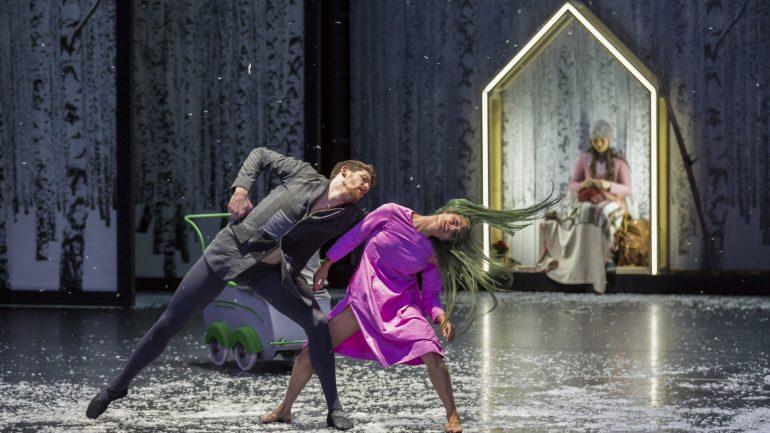 Peer Gynt, par le Ballet de Bâle – Chorégraphie Johan Inger © Ismael Lorenzo