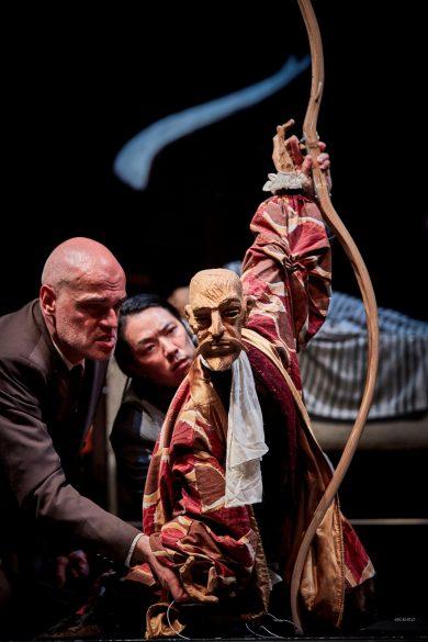 Le Retour d'Ulysse, de Monteverdi – Mise en scène William Kentridge © Ick Heo