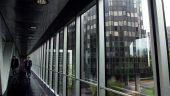 Bureaux du Parlement européen à Strasbourg en 2006 © Ilan Garzone / AFP