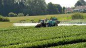 Epandage de pesticides dans le nord de la France en 2014 © Denis Charlet / AFP