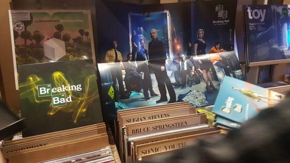 La bande originale de Breaking Bad, un coffret collector d'exception. © Simon Alves