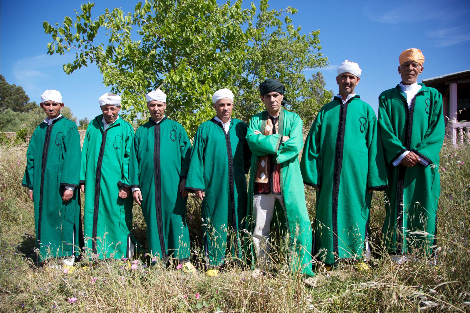 Les Master Musicians of Jajouka © DR