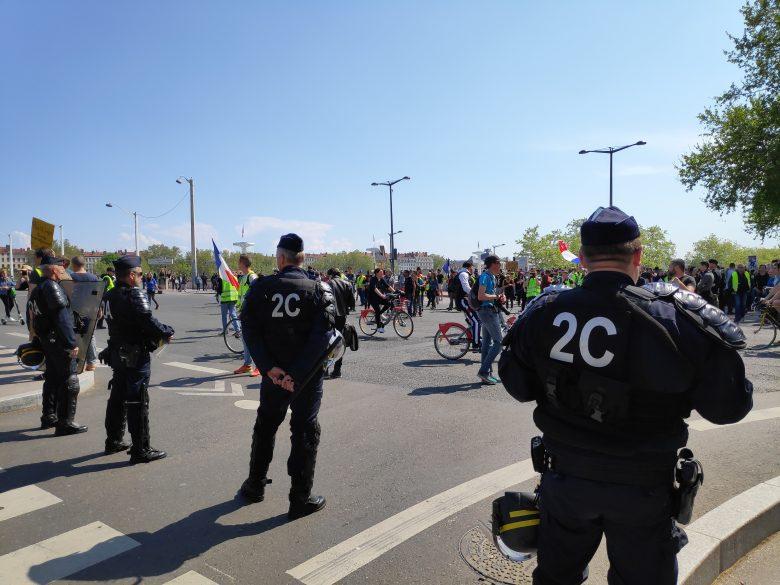 Des périmètres sans manifestation à Lyon et Givors ce samedi - LyonCapitale.fr