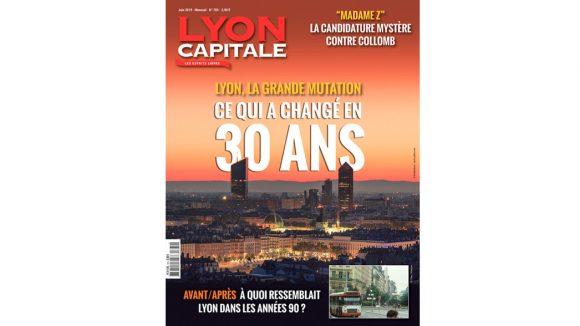 une Lyon Capitale 789 juin 2019