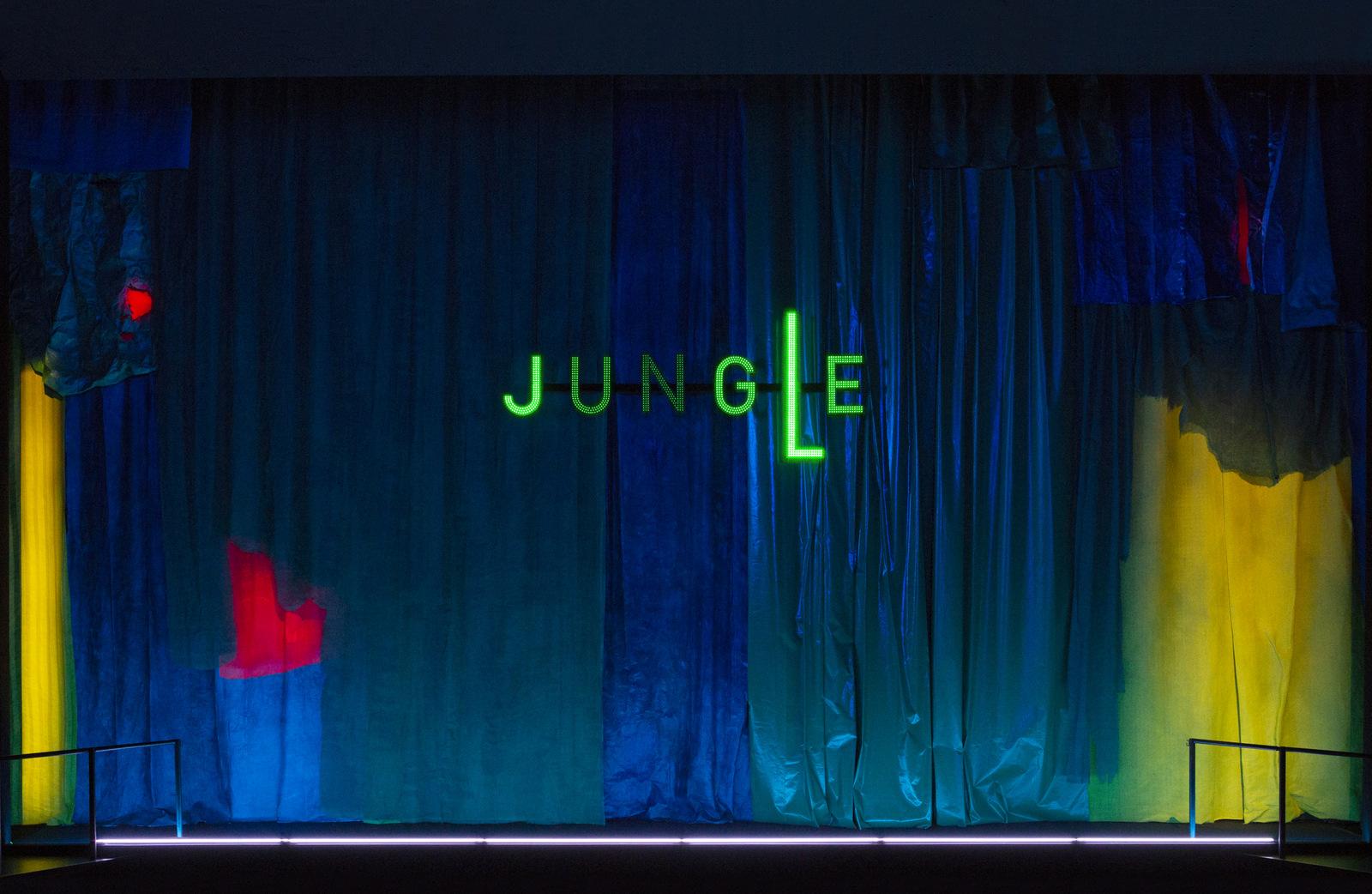 Le Livre de la jungle – Mise en scène Robert Wilson © Lucie Jansch