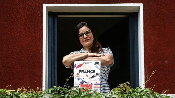 Jennifer, britannique souhaitant acquérir la nationalité française © Antoine Merlet