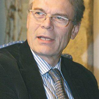 Michel Noir, maire de Lyon de 1989 à 1995 © DR