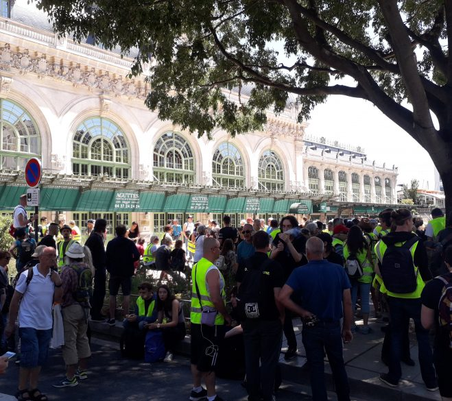 Gilets jaunes : un nouveau rassemblement prévu à Lyon ce samedi
