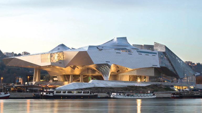 Lyon – le musée des Confluences © Camille Padilla, 2014