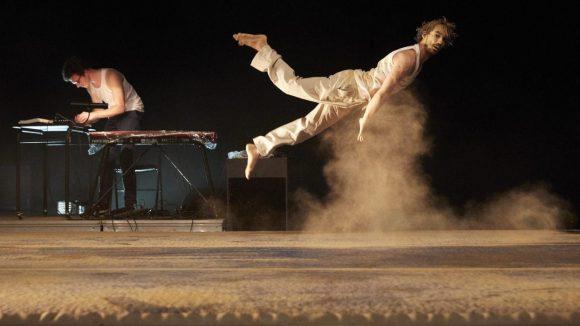 Karim Messaoudi, ActeI – Redevenir un homme © Christophe Raynaud de Lage