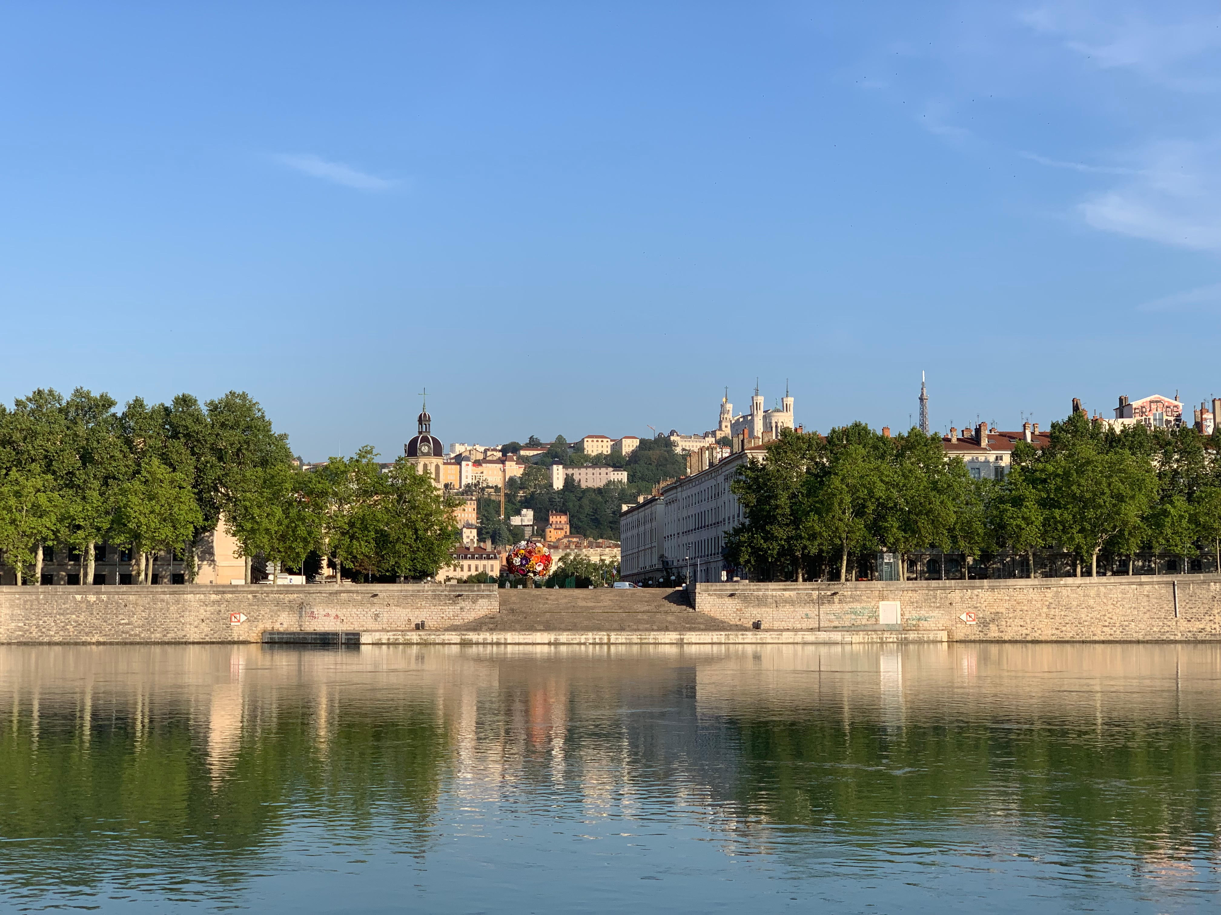 Météo du 21 septembre à Lyon : du soleil et du vent