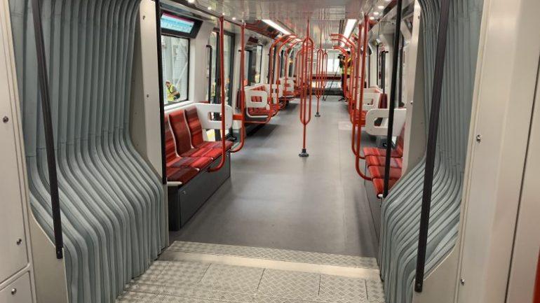 Rame métro B