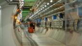 Le grand accélérateur de particules du CERN (LHC)