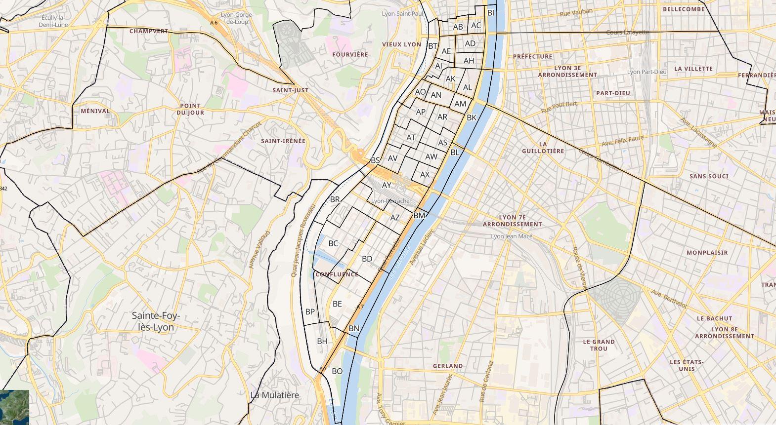 Lyon : découvrez combien votre voisin a vendu son appartement ou sa maison