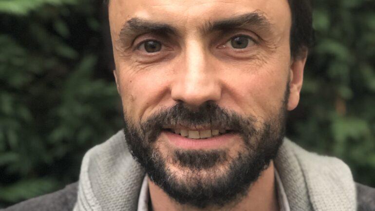 Grégory Doucet, candidat EE-LV aux municipales à Lyon