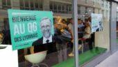 Le QG de campagne d'Etienne Blanc