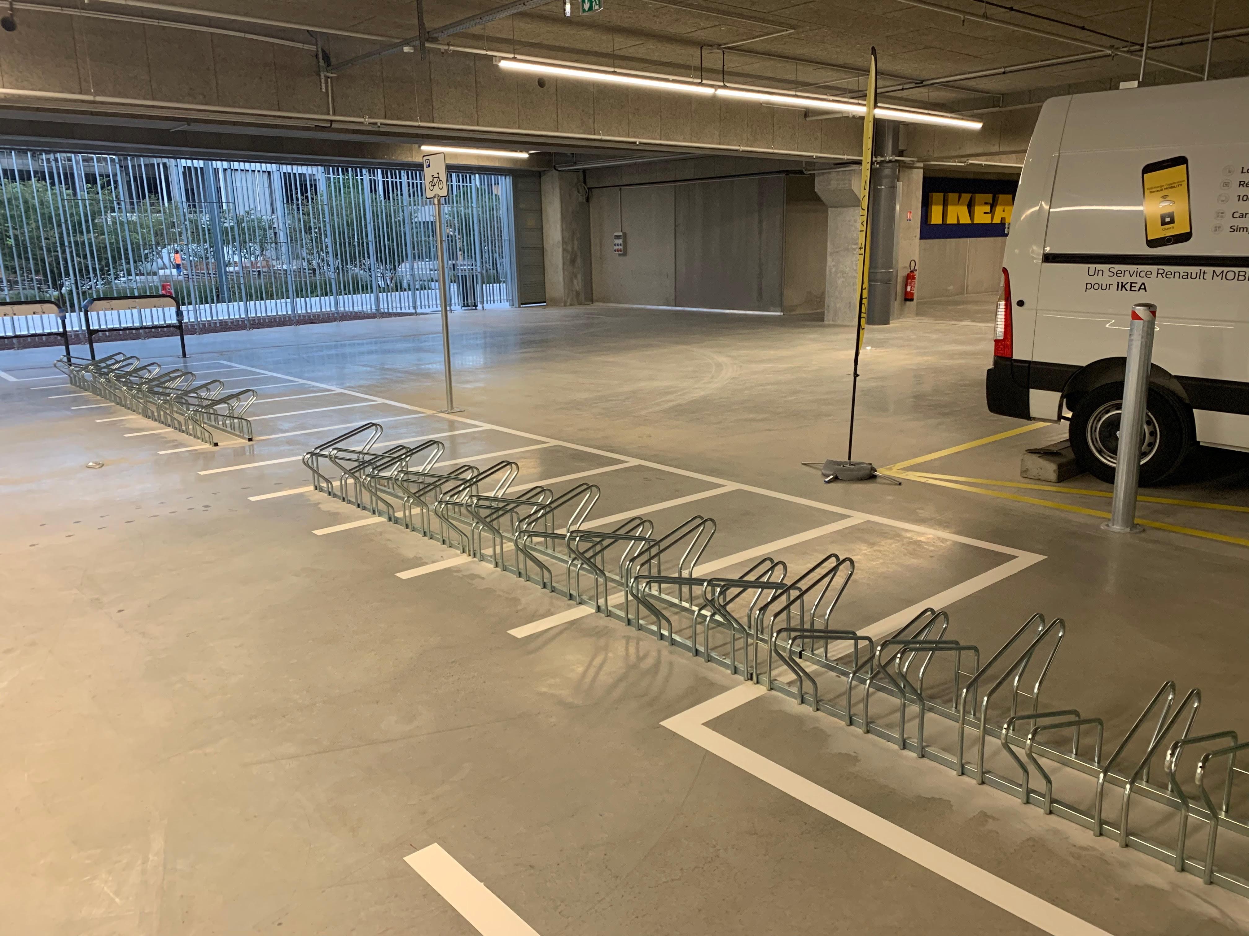 Cadre Photo Sur Pied Ikea parking payant, espace vélo limité : les mauvaises surprises
