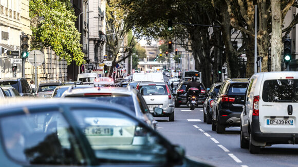 Rue de Bonnel, Lyon, octobre 2019 © Antoine Merlet