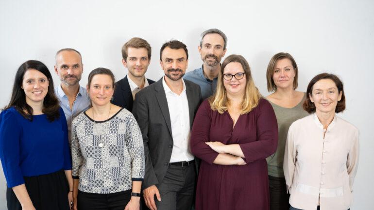Les têtes de liste EE-LV pour les élections municipales de Lyon en 2020