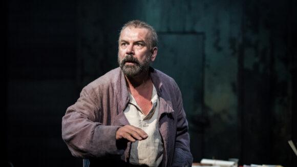 Philippe Torreton dans La Vie de Galilée, de Brecht – Mise en scène Claudia Stavisky © Simon Gosselin