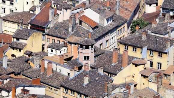 Vue du Vieux-Lyon © Tim Douet