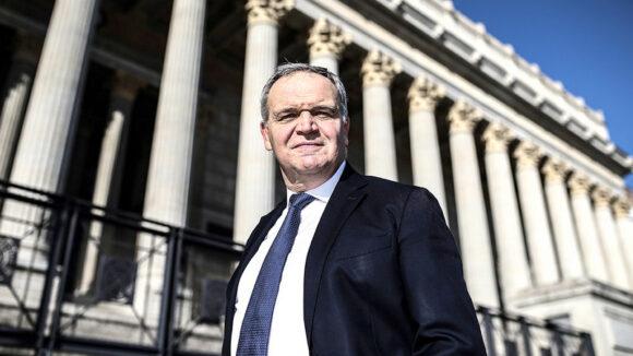 François-Noël Buffet © Antoine Merlet