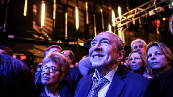 Gérard Collomb lance sa campagne des municipales 2020