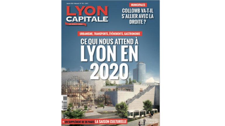 Une Lyon Capitale n°795 – Janvier 2020