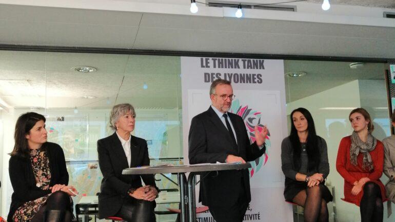 Etienne Blanc promet de soumettre à un referendum des grands projets municipaux