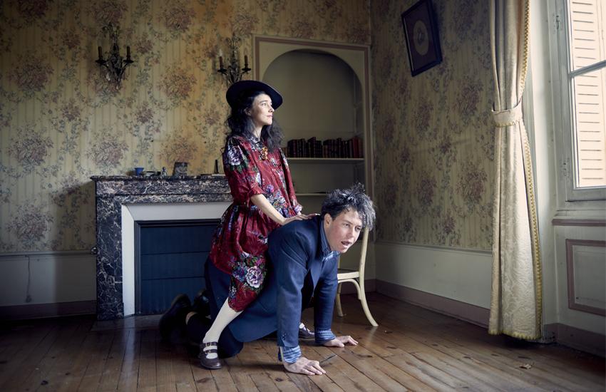 Léa Monteix et Fabien Rimbaud – Roubilationne.