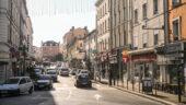 Oullins – la grande rue © Antoine Merlet