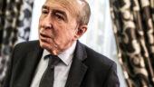 Gérard Collomb, à la mairie de Lyon en janvier 2020 © Antoine Merlet