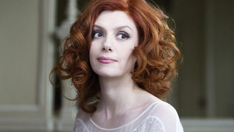 La soprano Patricia Petibon © Bernard Martinez