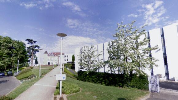 Hôtel de ville de Rillieux-la-Pape (capture d'écran Google Map)