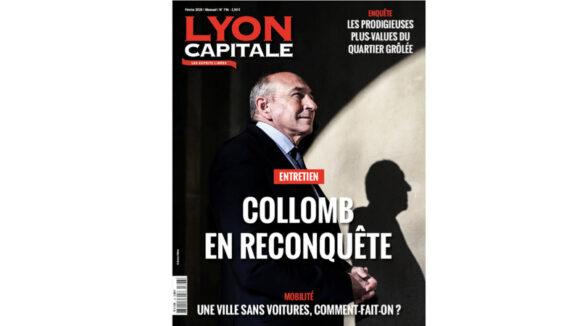 Une Lyon Capitale 796