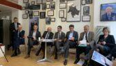 Gérard Collomb présente son programme environnemental