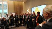 David Kimelfeld présente ses candidats aux élections métropolitaines de 2020