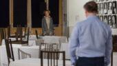 """Nine De Montal et Vincent Garanger dans """"La Musica deuxième"""" de Marguerite Duras – Mise en scène Philippe Baronnet © Victor Tonelli"""