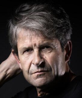 Lionel Duroy © Joël Saget / AFP