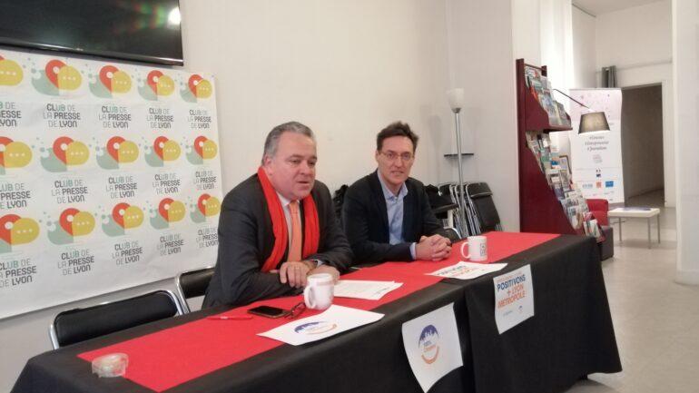 Eric Lafond et Denis Broliquier s'allient à Lyon