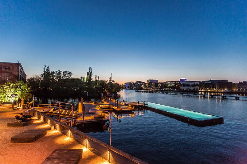 La piscine de Berlin @Markus Nass