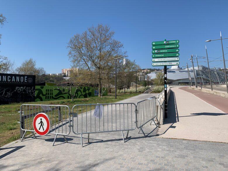 Confinement à Lyon