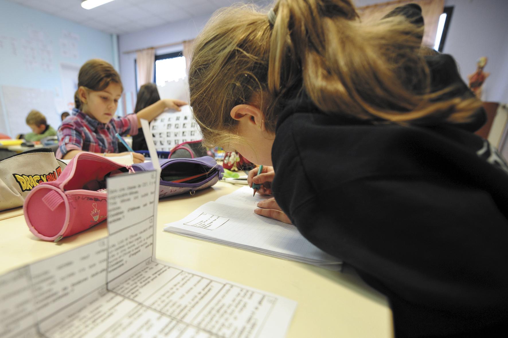 La reprise oblige à revoir l'organisation des salles de classe et des cantines