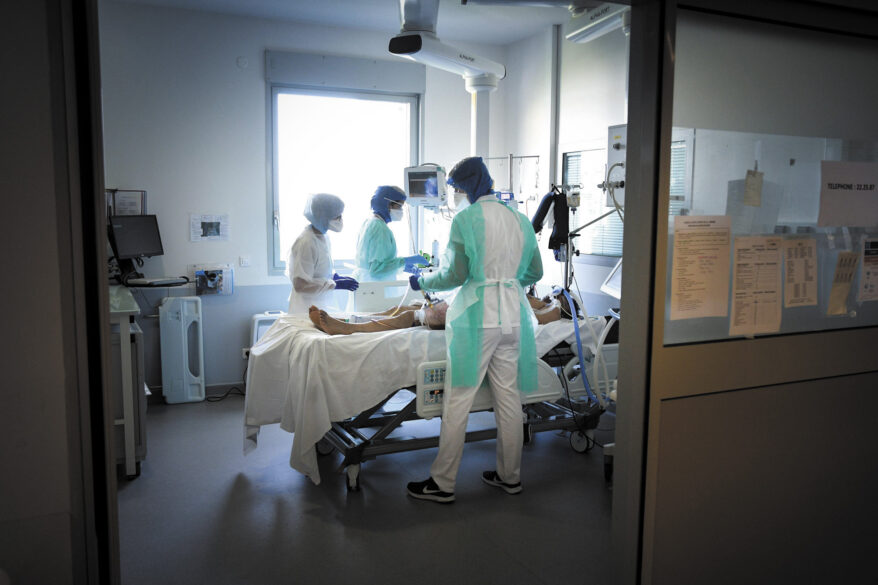 Coronavirus à Lyon : plus de 1000 victimes dans le Rhône