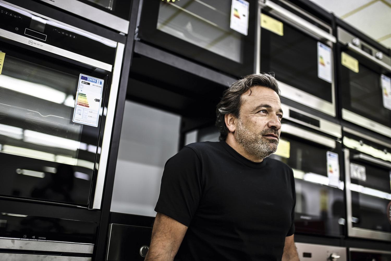 Michel Viera, un patron atypique
