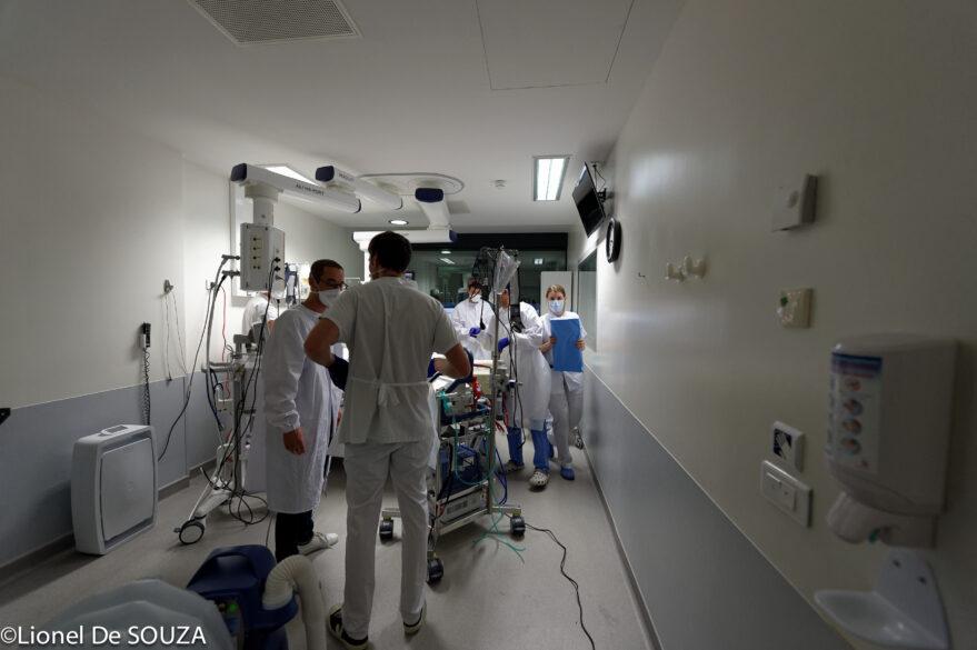 Coronavirus à Lyon : le Rhône, département de France avec le plus de patients à l'hôpital