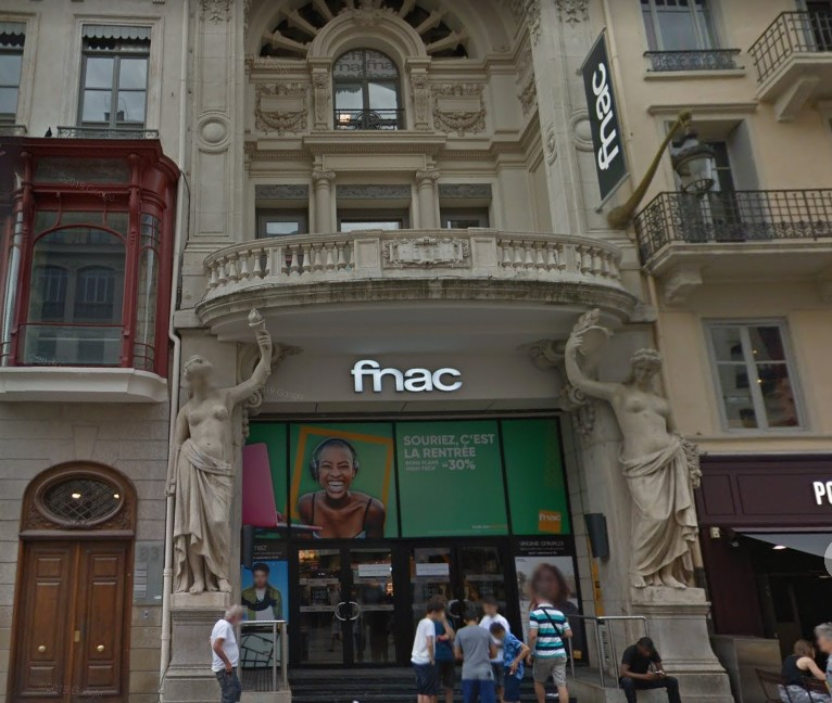 Fnac Bellecour