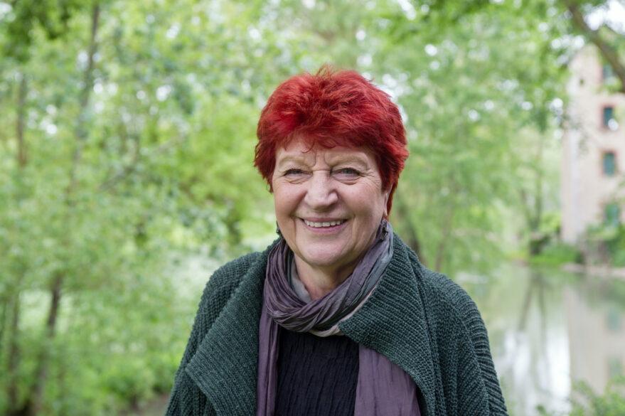 """La célèbre chanteuse lyonnaise des """"Fabulettes"""", Anne Sylvestre, est décédée"""