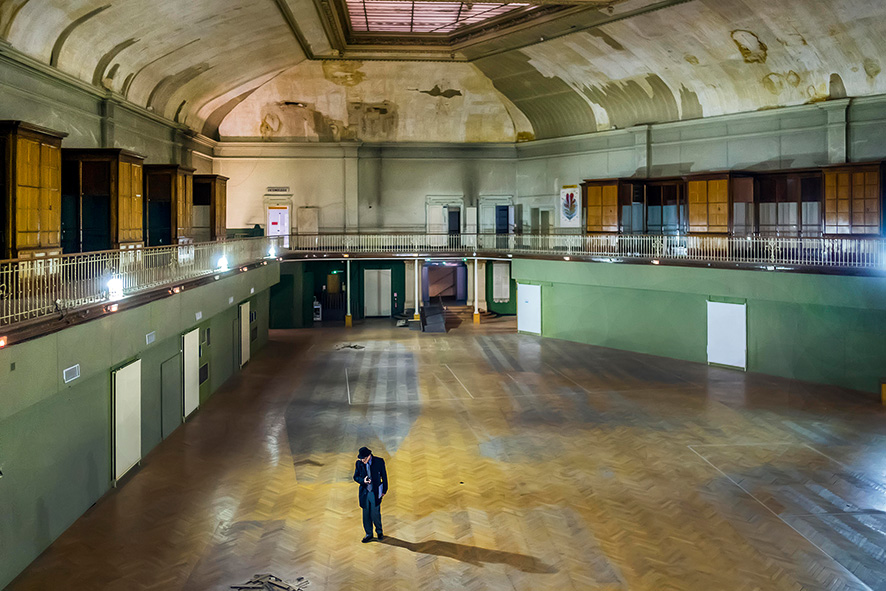Le musée Guimet n'accueillera pas l'annexe de la Maison de la danse © Tim Douet